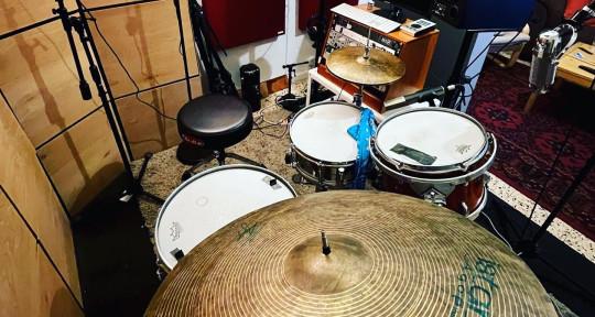 Remote session drummer - Shahar Haziza