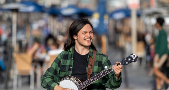 Banjo In Any Style - Jesse Blue Eads