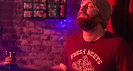 Session Drummer, Live Drummer - Spencer Wynn