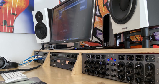 Mixing & Mastering Services  - Carlo @ Toughsale Mastering