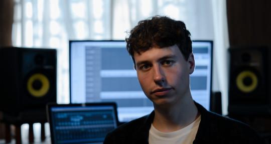 Music producer, Composer - Ricardo Nagy