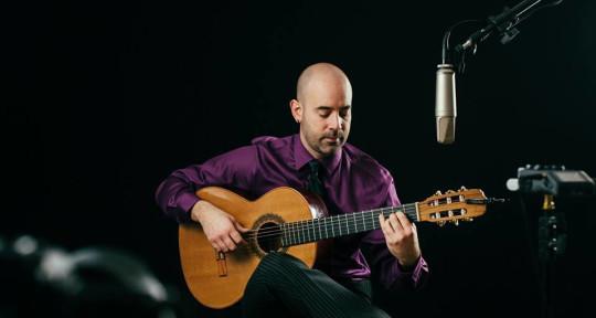 Emmy Winning Session Guitarist - Eric Harper