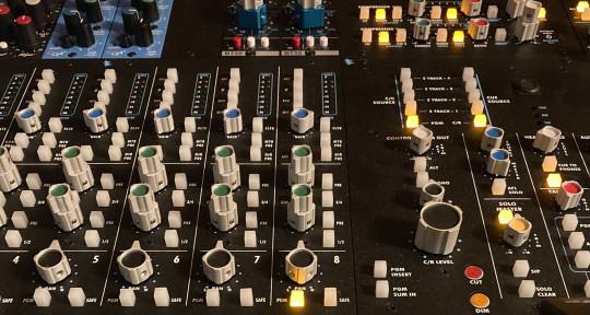 Hybrid Mixing & Mastering - Evan Murphy