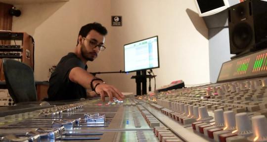 Mixing Engineer / Producer - Pablo Garcia Cachu