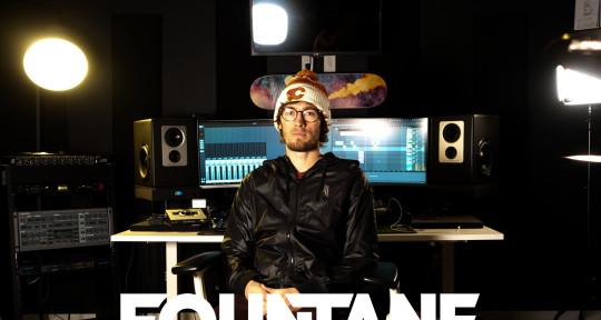 Record, Mix, Master, Produce - Fountane