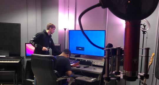 Recording Studio - XRJ Foundation / XRJ Sessions