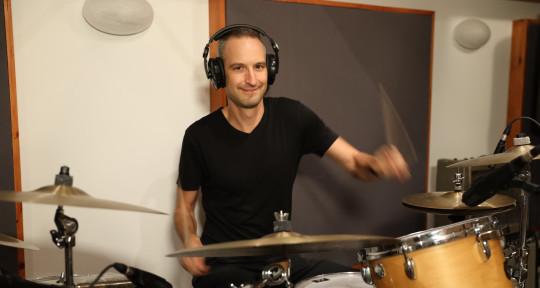 Versatile Session Drummer - Riley O'Connor @ Cerebral