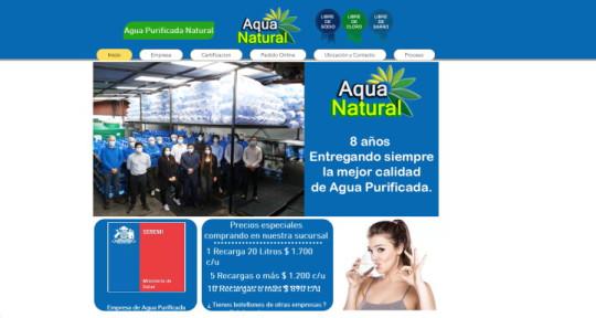 Aqua Natural - Aqua Natural