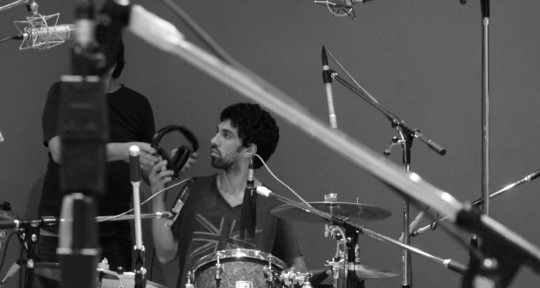Session Drummer - Viti Vitale