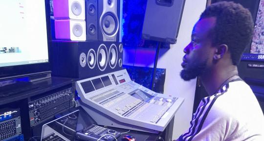 'Music Producer/Audio Editor - Victor Adams