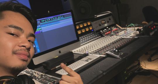 Mix, Master, Melodyne Engineer - Cameron Christian