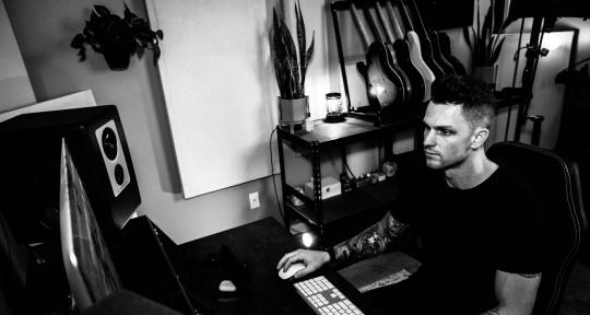 Music Producer/Mixer - Kellen McGregor