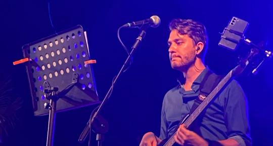 Session Bassist - William Signorelli