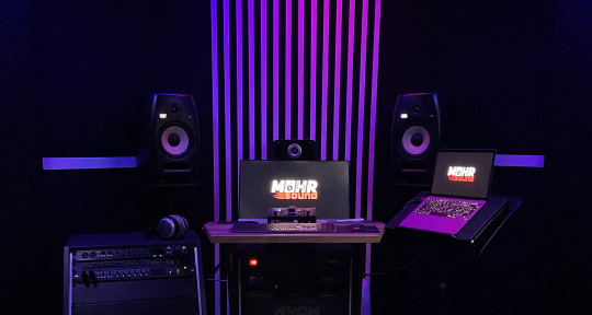 Mixing, Mastering, Editing - Mohr Sound