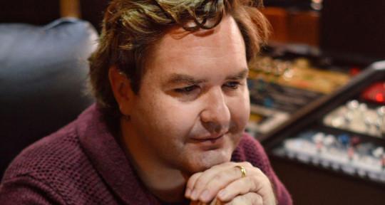 Music Producer, Songwriter - Santiago Parra