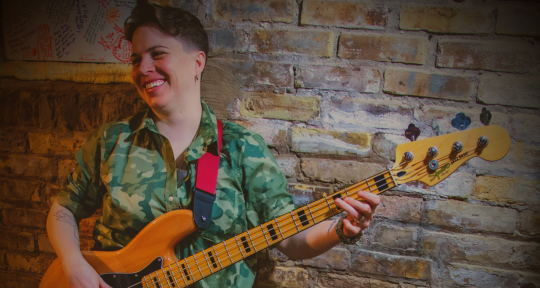 Guitar, Bass, Writer/Producer - Emily Zimmer