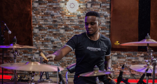 Record Live Drums And Mixing - Henryjay Pro Drummer
