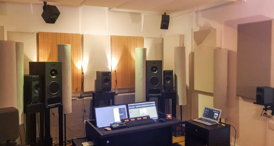 Mastering Engineer - Mauricio Gargel audio mastering