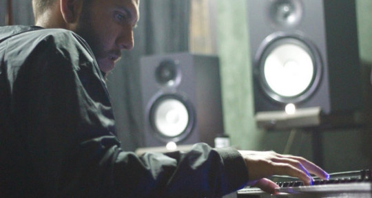 Producer/Songwriter/Engineer - Marc Aliotta