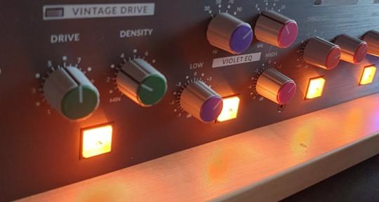 Mixing and Mastering - Matt Turner