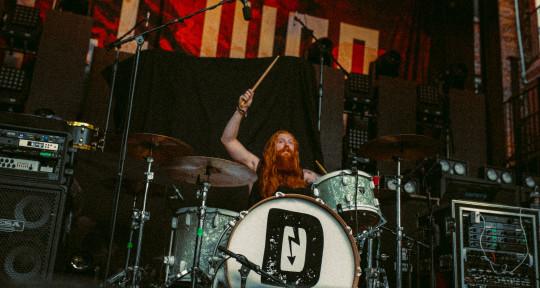Session/touring drummer - Kalen Anderson