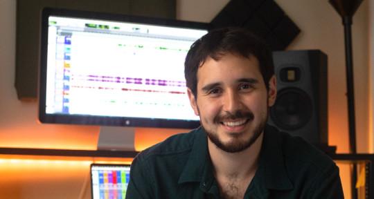 Mixing & Mastering, Producer - Dan Barracuda