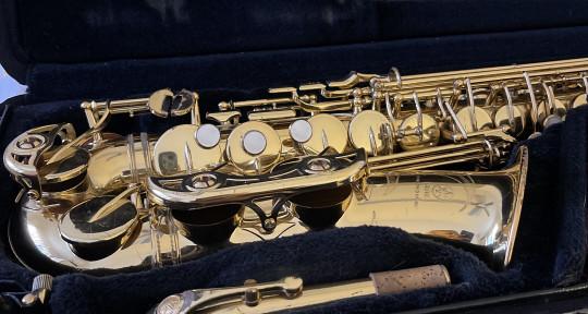 Alto Saxophonist - Leonardo White