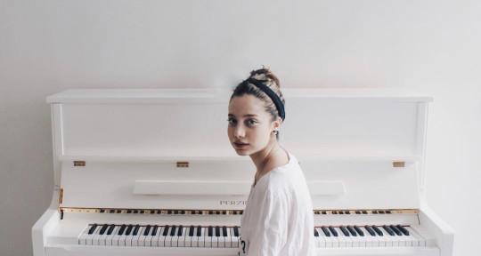 'pianist', 'producer' - Sheri Moghadam