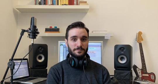 Mixing & Mastering - Matteo