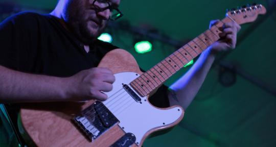 Guitar, Bass, Keys, Producer - Ryan Lee
