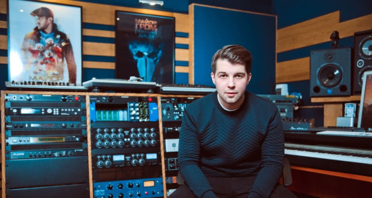 Composer, Producer, Songwriter - Roman Seliverstov