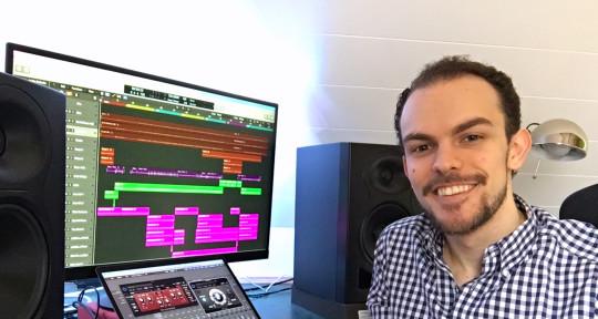 Rock/Metal Mixing & Mastering - Charles-Henry Volk