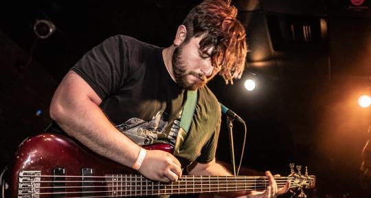 Mixing, Mastering - Jacob Stewart
