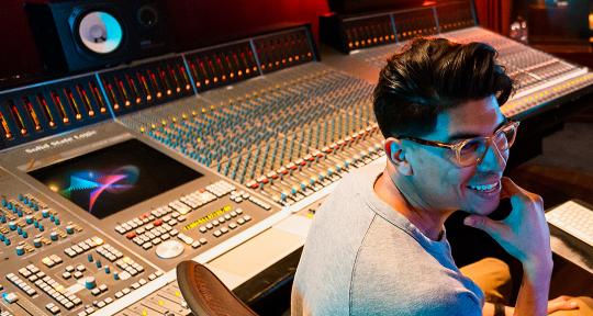 Mixing, Mastering & Production - Josh Florez