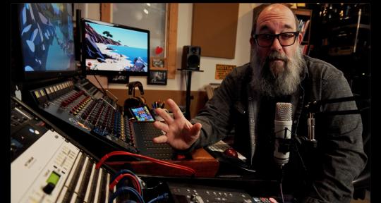 Mixing/Mastering. Stereo/ATMOS - Todd Burke
