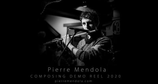 Film Composer / Music Producer - Pierre Mendola