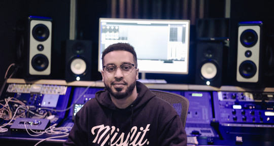 Hip Hop & RNB/Soul Producer - Luis Canción