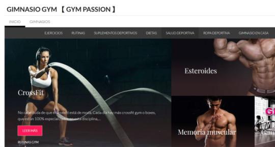 Gimnasio Gym - Gimnasio Gym