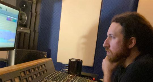 Mixing and Mastering Engineer - Chris Badolato