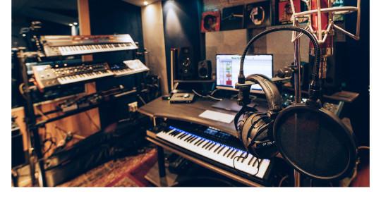 Recording Studio  - Studio Providence