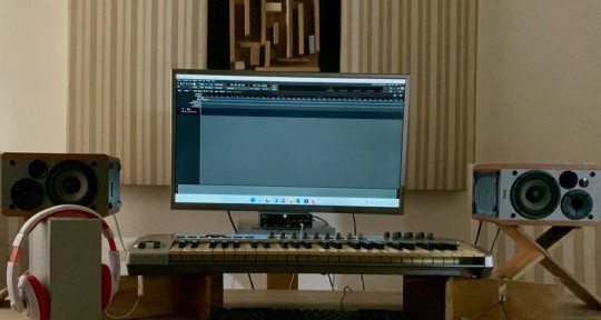 Remote Mixing & Mastering - Marcos Gomes