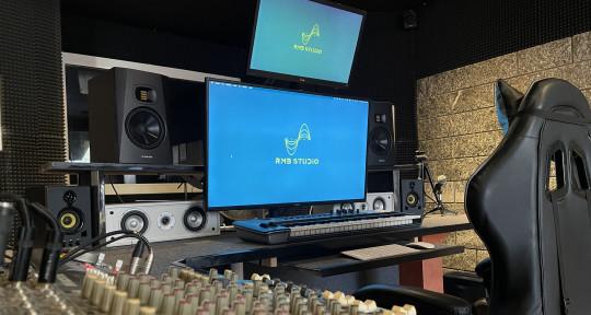 Remote Mixing & Mastering  - RMB Studio