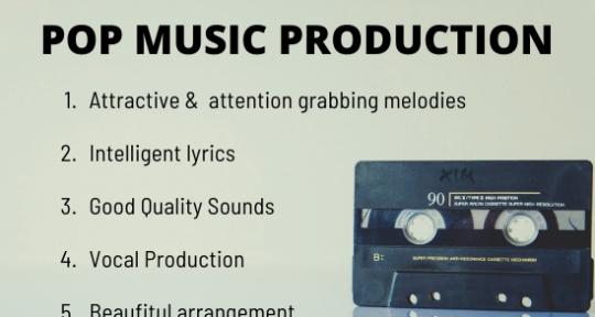 Music Producer, Songwriter - Aneesh B.