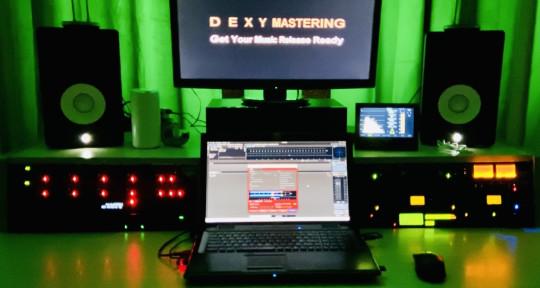 Premium Mastering Provider - DEXY