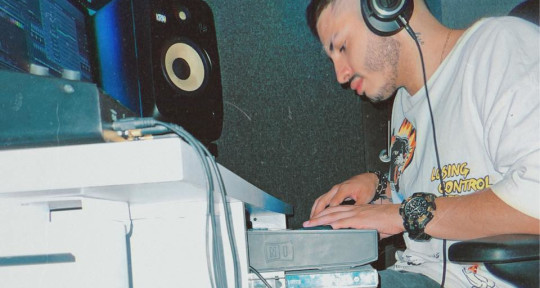 Producer, composer, engineer - Dark Lion