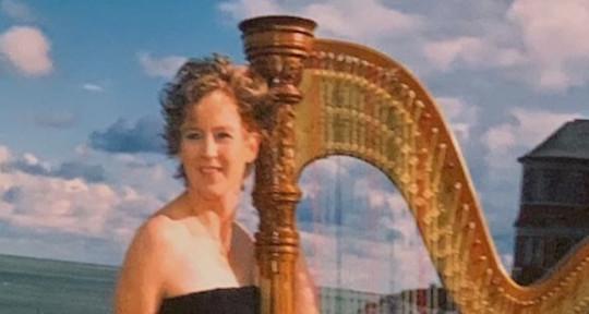 Recording/Session Harpist - Denise Fink, BM MM