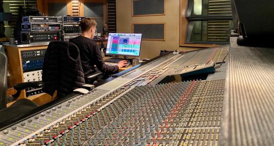 Production, Recording & Mixing - Simon Todkill