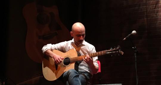 Session Guitarist and Composer - Gabriele Cento