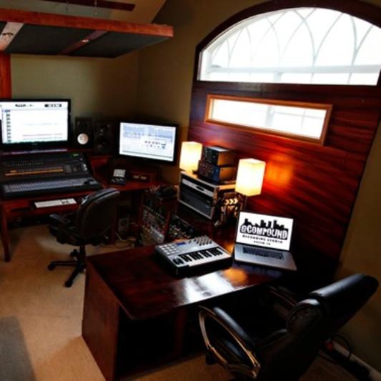 The Compound on SoundBetter