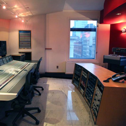The Cutting Room Studios on SoundBetter